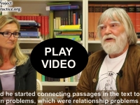 Philosophizing together: Mike Roth and Christine ...
