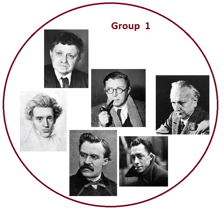 Philosophers group 1