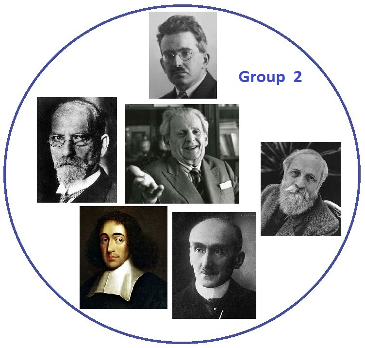 Philosophers group 2
