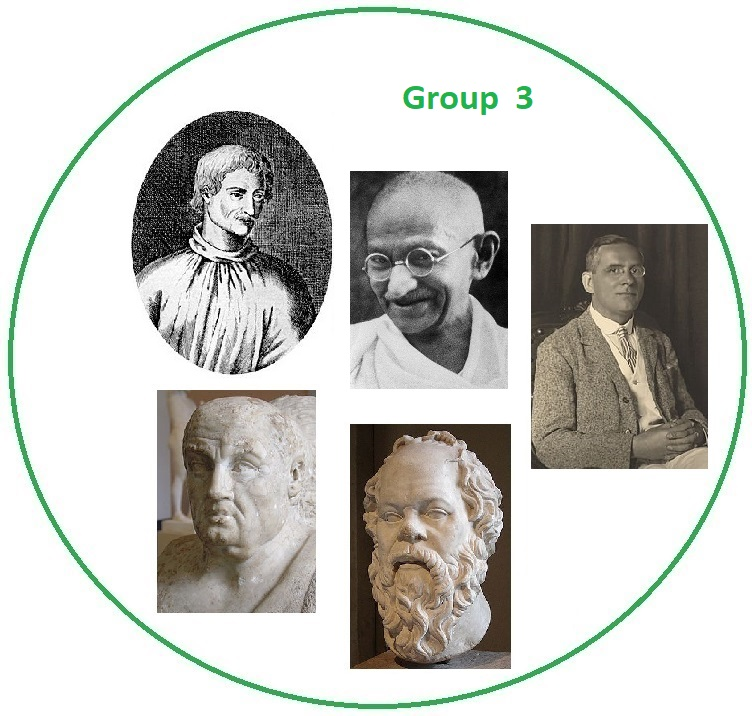 Philosophers group 3